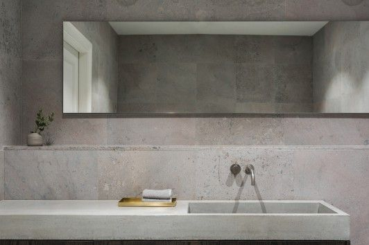 gold and grey apartment richard lindvall5