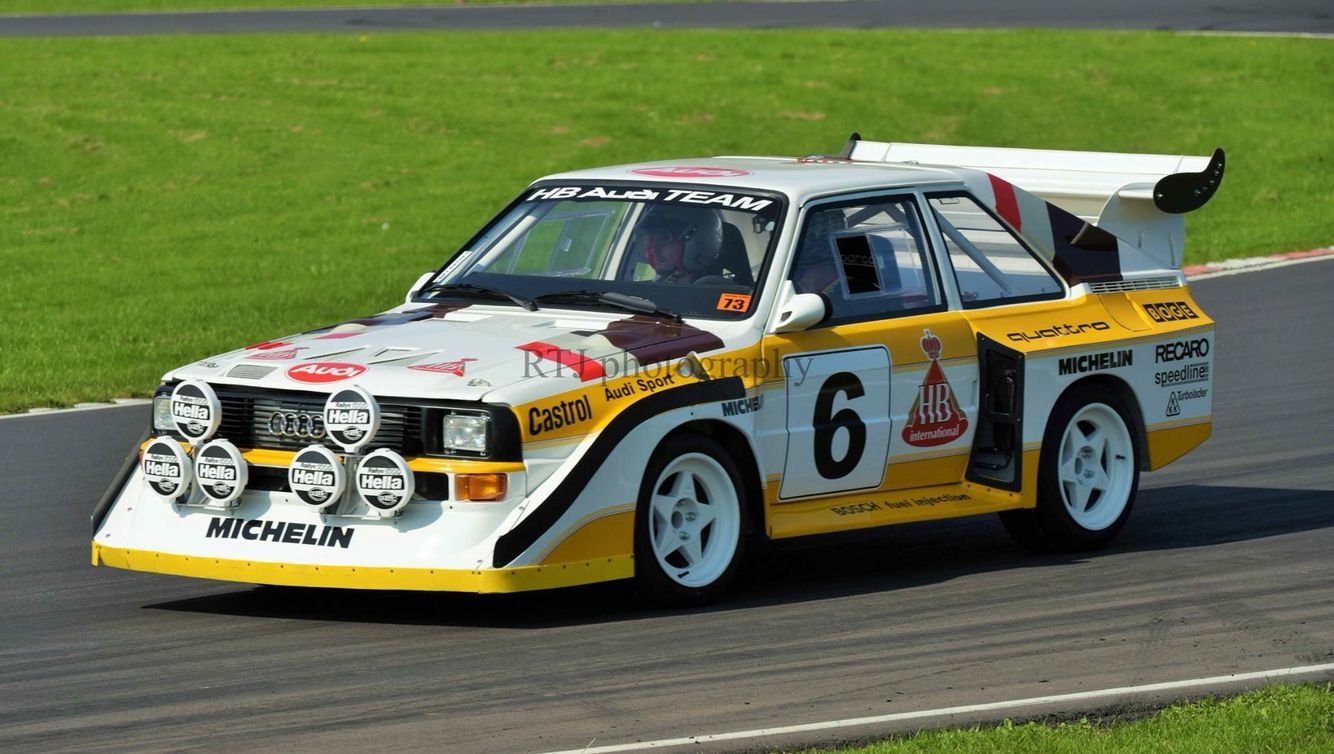 Audi Group B Rally Car Photo by Jago RTJ Photography