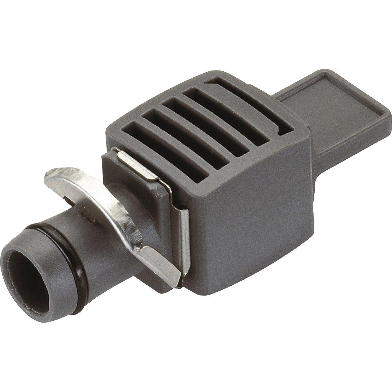 "Gardena 08382-20 Micro-Drip-System L-Stück 13 mm 1//2/"" Richtungsänderung"