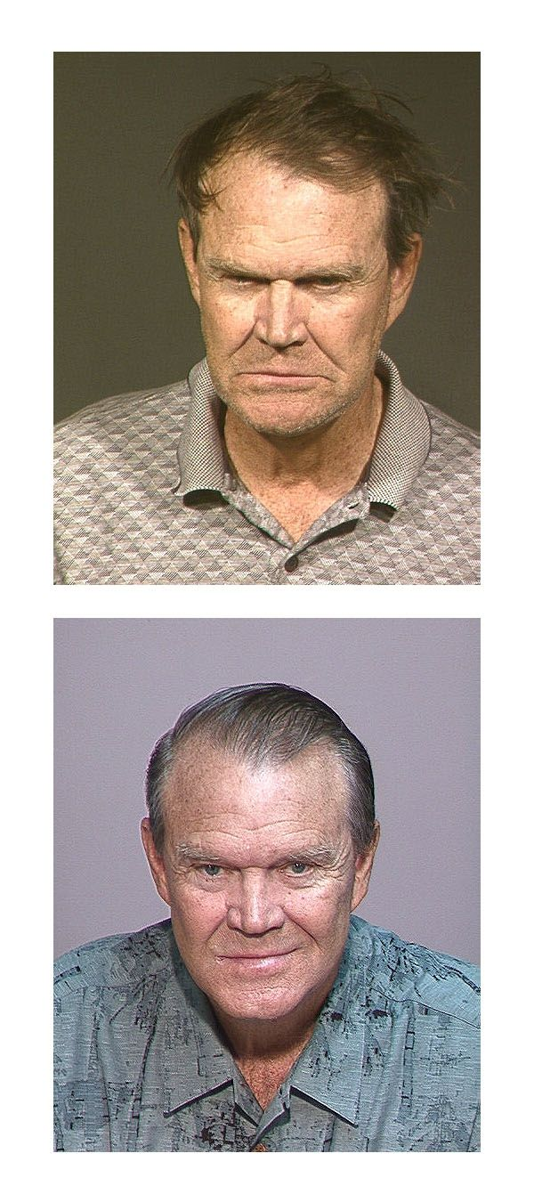 Celebrity mug shots drinking and driving