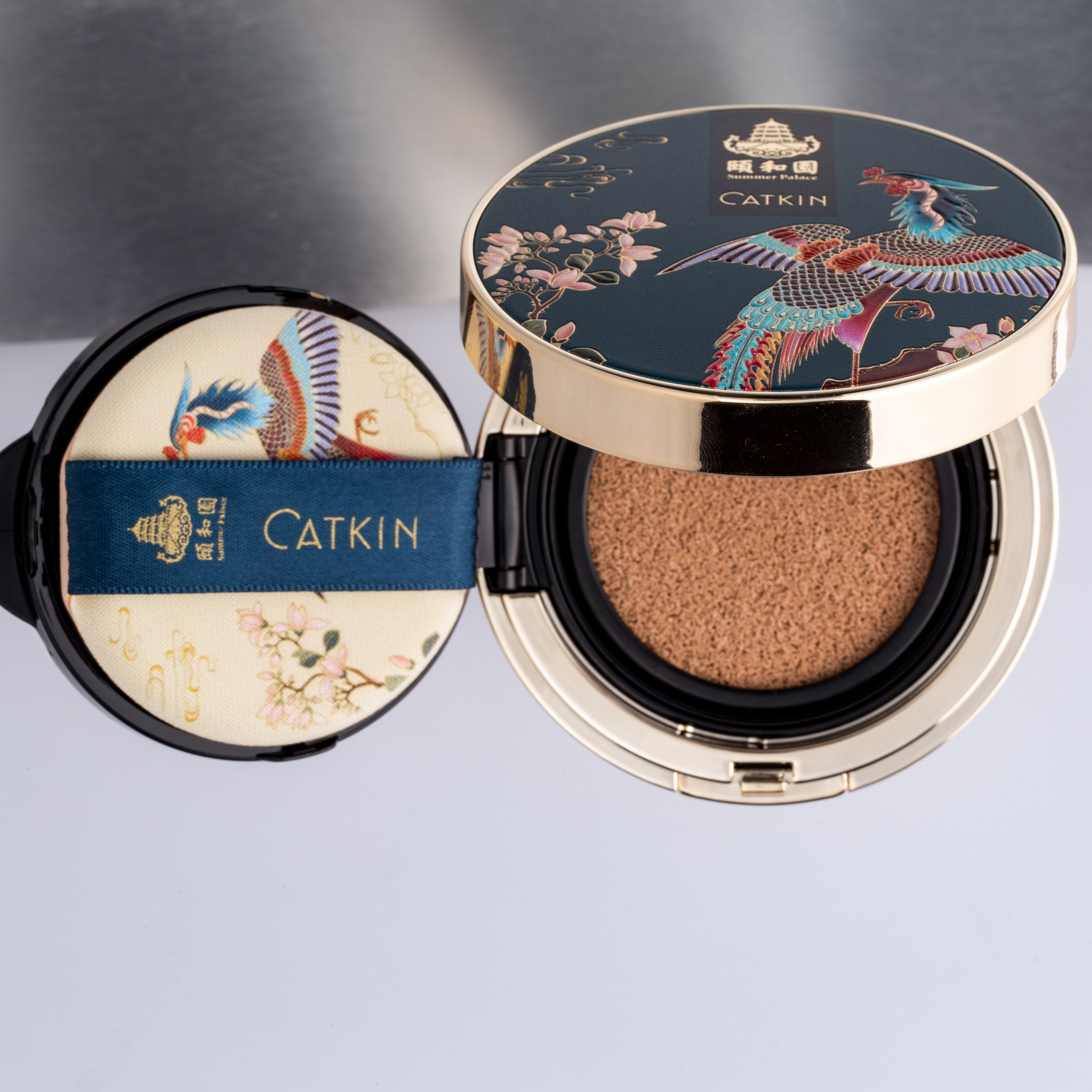 Best BB Cream air cushion with Chinese Royal element in