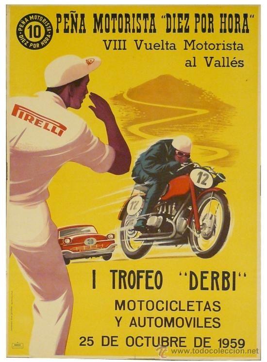 I TROFEO DERBI.BARCELONA 1959