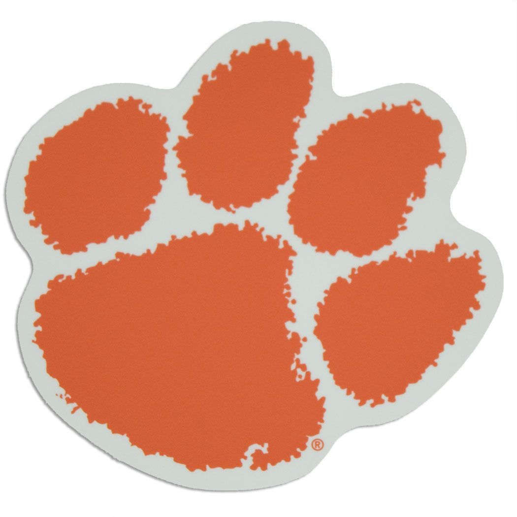 Tiger Paw Template | She\'s Crafty! | Pinterest | Stenciling, Stencil ...
