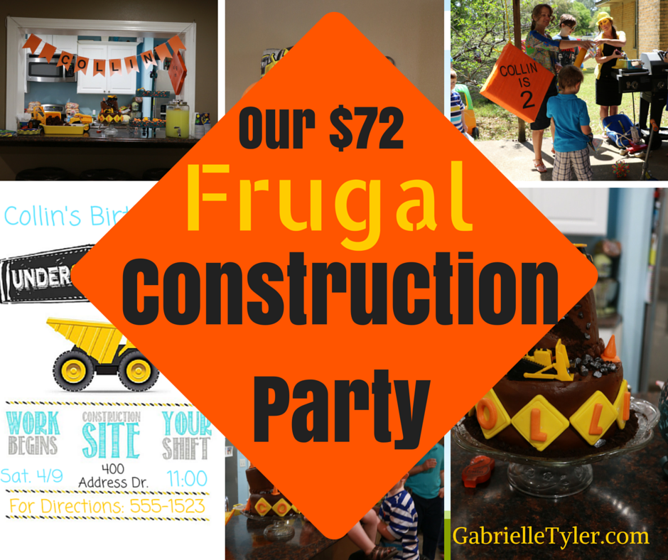 Frugal Construction Party Tour