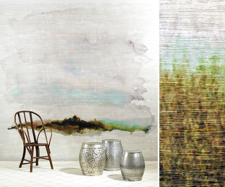 papier peint sauvage elitis papier peint trompe l 39 oeil pinterest papier peint peindre. Black Bedroom Furniture Sets. Home Design Ideas