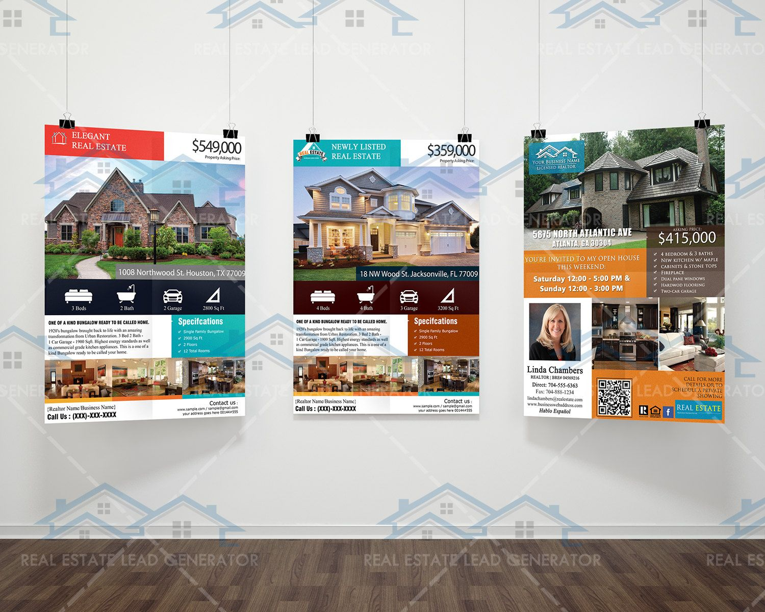 3 new listed realtor flyers real estate listing flyer custom 3 new listed realtor flyers real estate listing flyer custom flyer design professionally