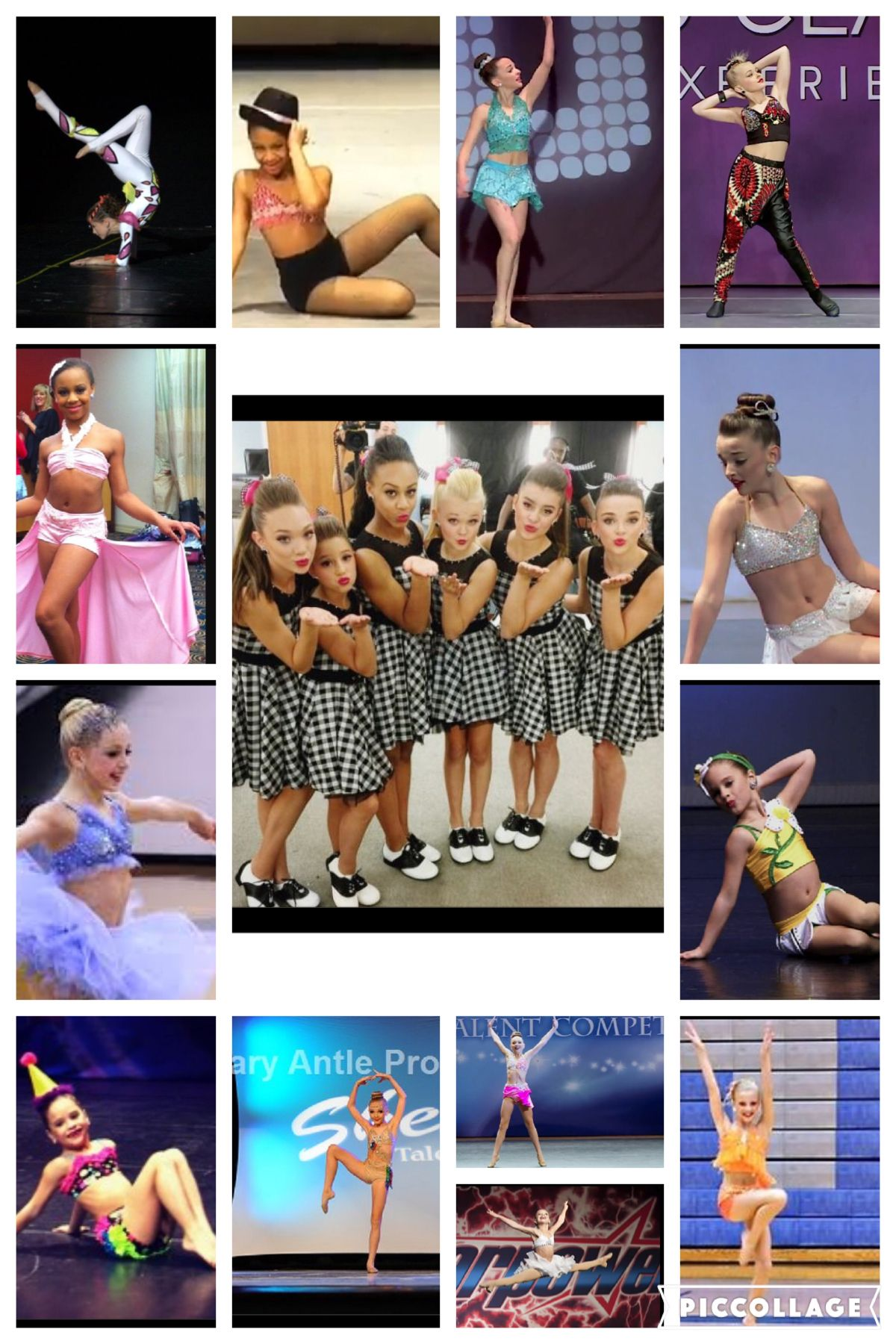 Dance moms 30 day challenge day 15: Favourite costume(s)  All of the ones above:)