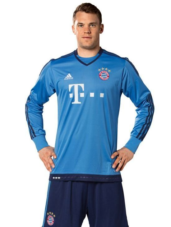 f7e27481744 Bayern Munich 15/16 Goalkeeper Shirts | Sport Shirts | Bayern ...