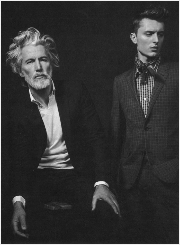 Modern Gents: Max Rendell + Aiden Shaw for Madame Figaro image madame figaro photos 001