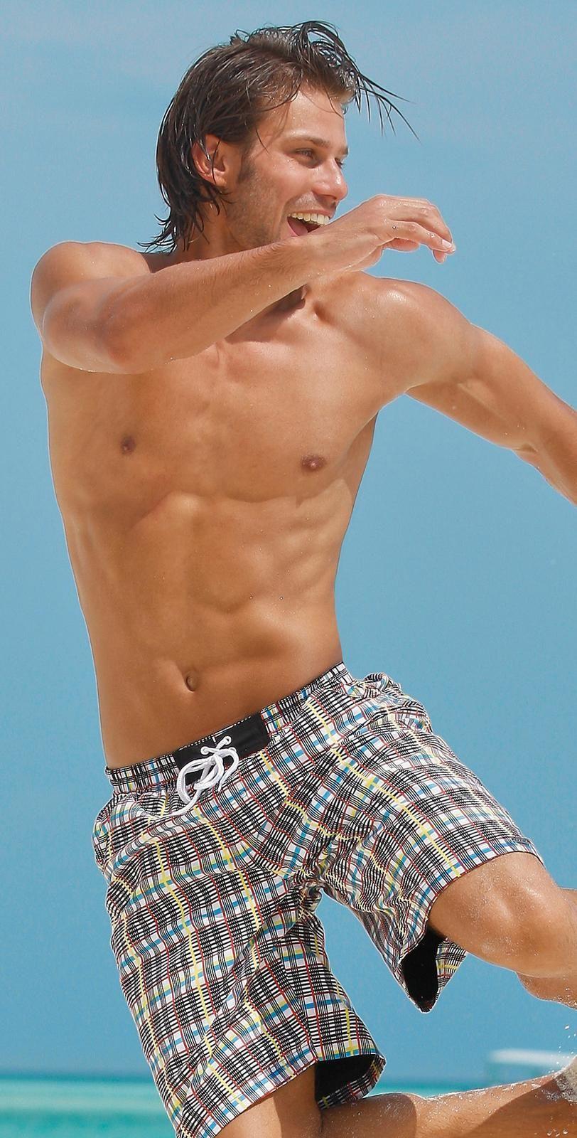 7afd1d6482 Men's Reversible Bermuda Swimwear 2014 / #men's swimwear   Men's ...