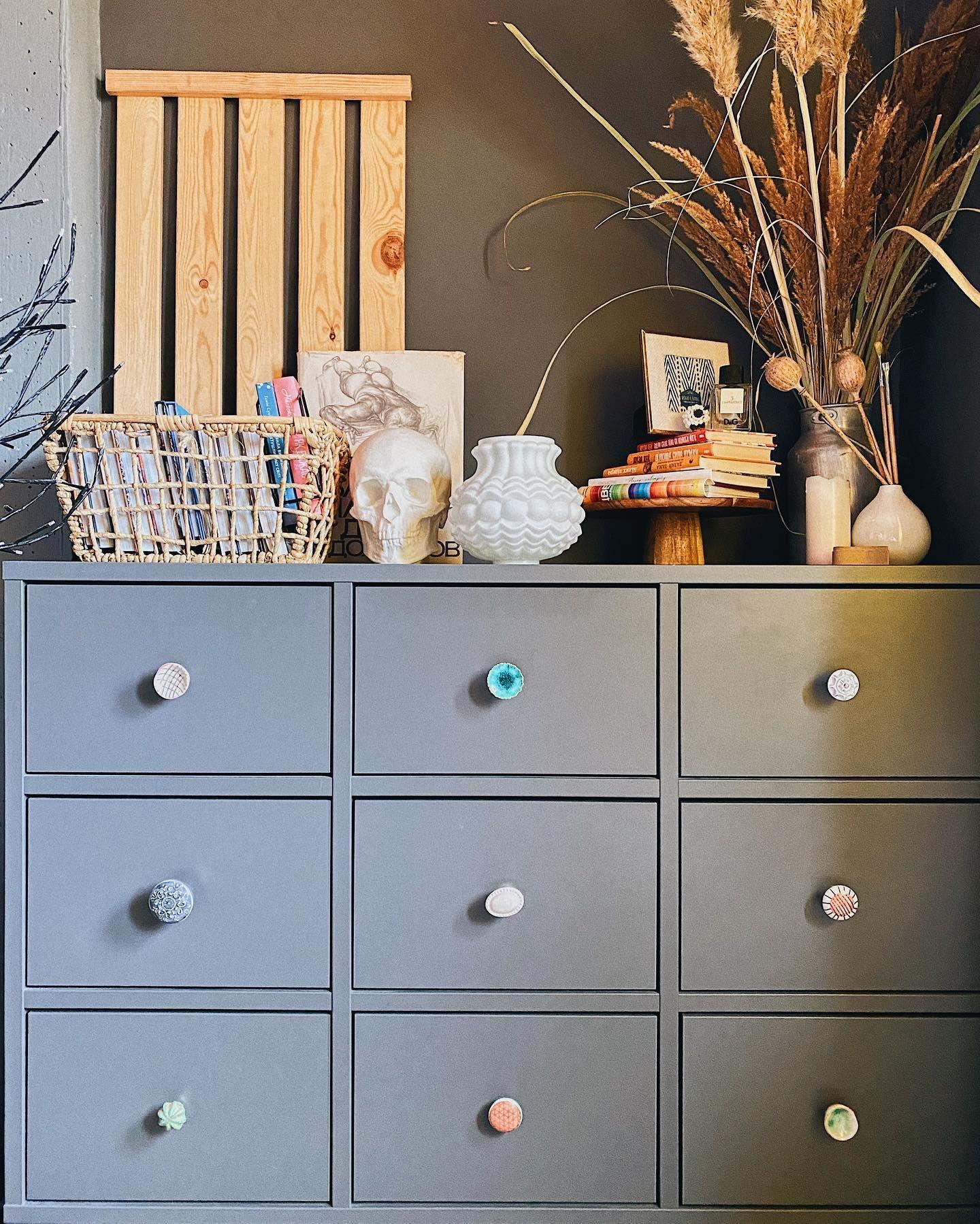 Комод з IKEA. Ручки з Maison du monde, Tk Maxx ⠀ #ikeaideas #ikeahack #homeideasdecor #maisondumonde #myinteriorvibe #livingwell #ідеїдлядому #декорінтерєру #натхненнядлядому