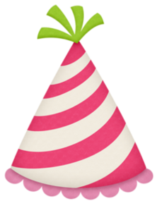 party hat clip art party clipart pinterest clip art rh pinterest com My Little Pony Clip Art Birthday Hat Clip Art