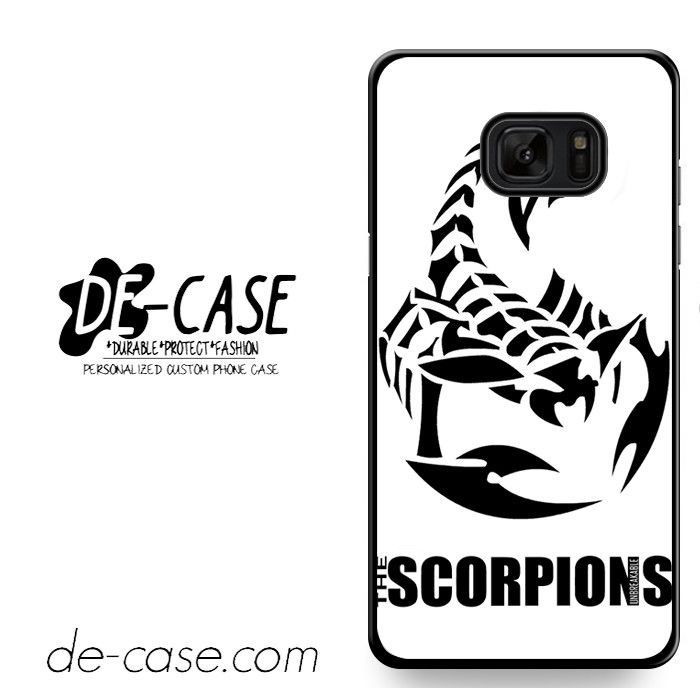 The Scorpions DEAL-10998 Samsung Phonecase Cover For Samsung Galaxy Note 7