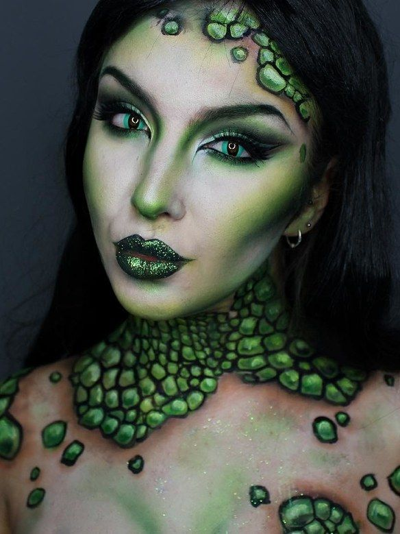 Brilliant Halloween Costume Ideas From 8 Incredible Makeup Artists ...