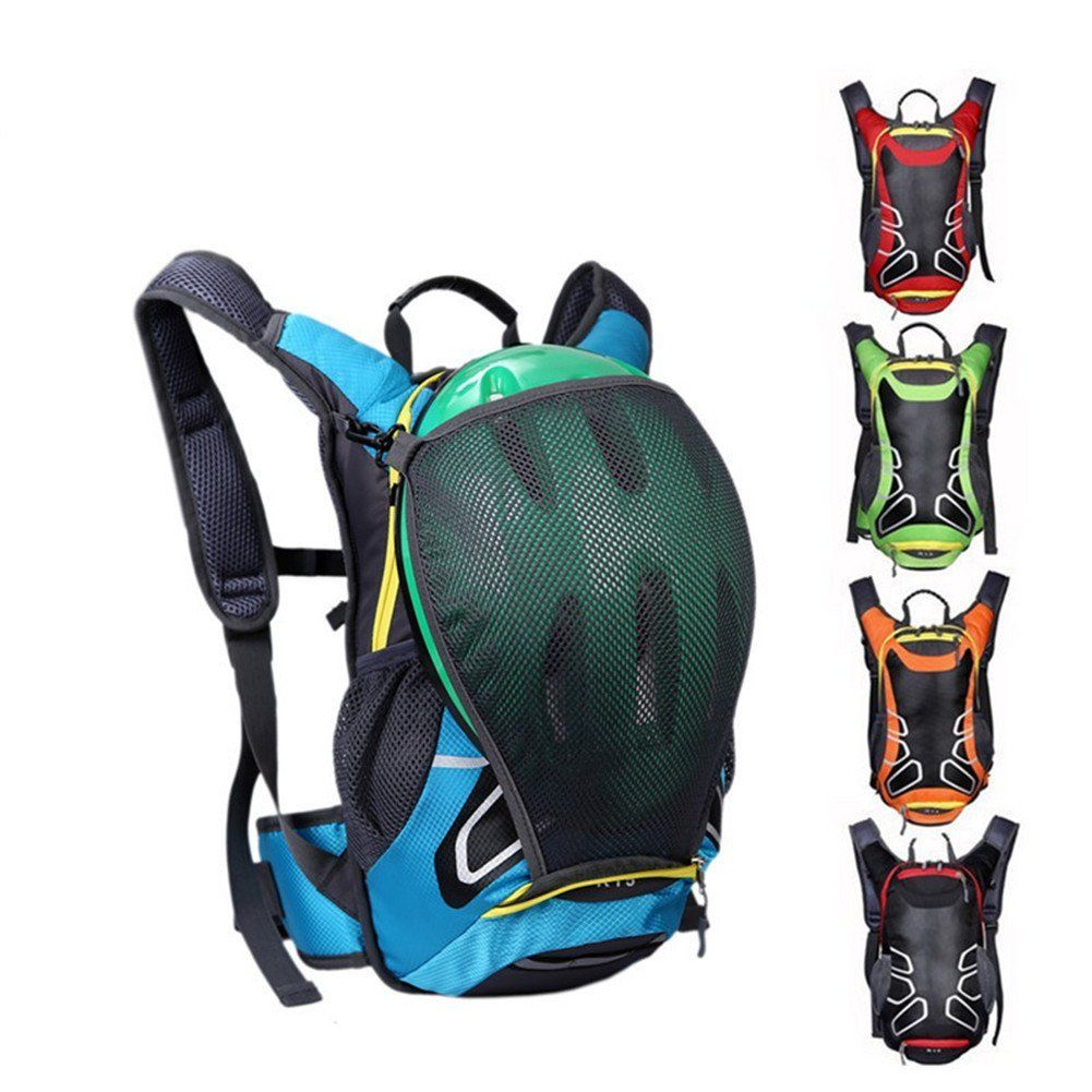 Amazon.com   YAHUIPEIUS 15L Waterproof Bike Backpack Daypack Cycling  Bicycle Bike Shoulder Backpack Ultralight Sport Outdoor Camping Riding  Travel ... 1e234246e