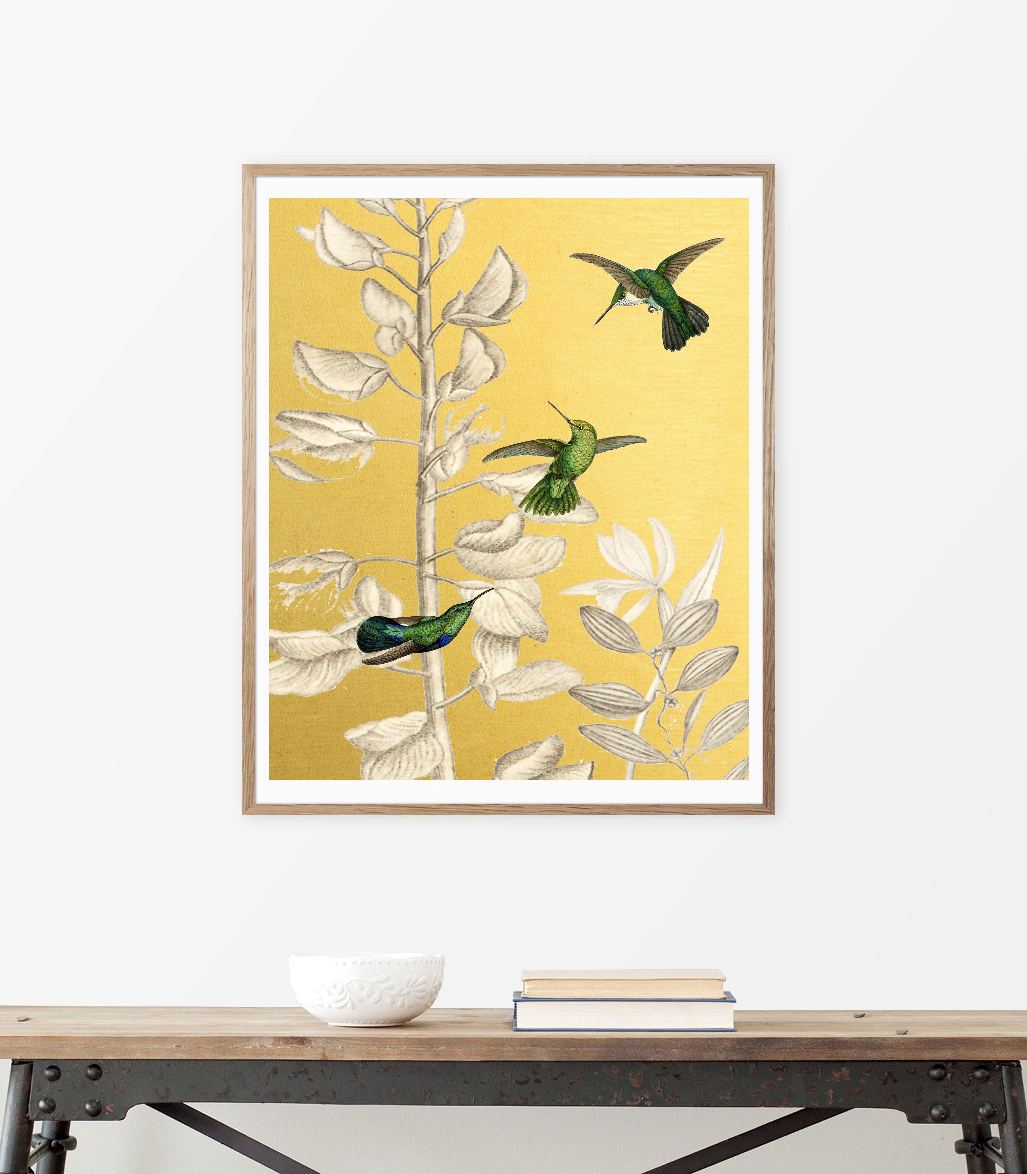 Printable Art, Humming Birds, Poster, Prints, Wall Art, Digital Art ...