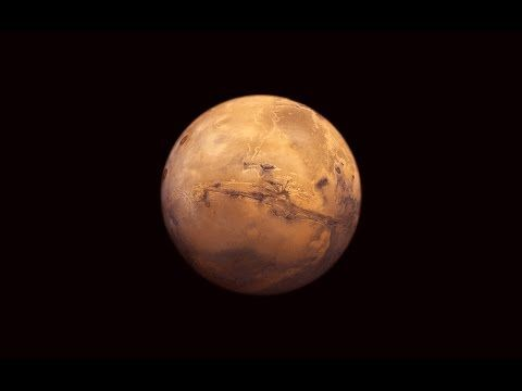 Our Solar System's Planets: Mars - In 4K Resolution - YouTube