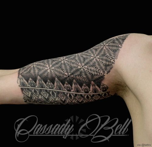 Geometric Tattoos Portland: Portland Oregoncassadybell@yahoo.com