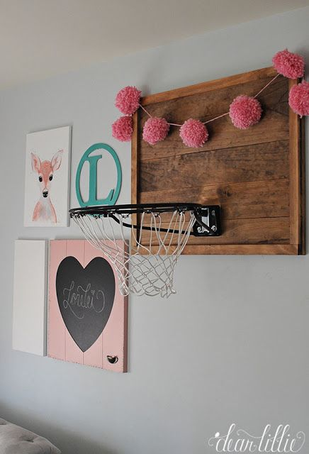 Dear Lillie Kids Room Paint Basketball Room Decor Toddler Rooms Lola almost finished new room