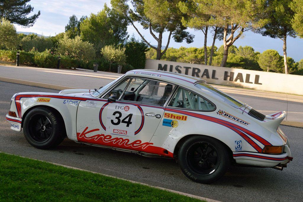 Kremer Porsche 911 RSR