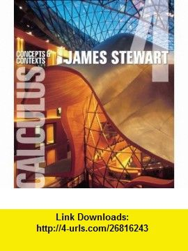 Calculus Concepts And Contexts Pdf