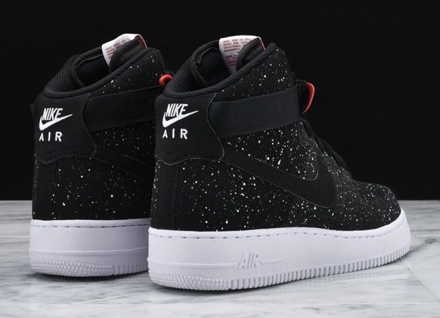 nike air force 1 high speckle