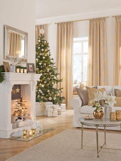 wohnzimmer gardine weichnachten 2 ❤ Vielfältige Plissees - gardinen dekorationsvorschläge wohnzimmer