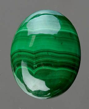 Malachite from Zaire (This is my absolute favorite precious gem.)