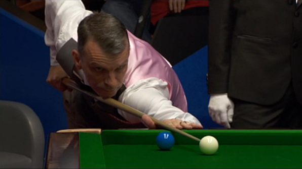 Snooker, my love: 2015 World Championship (Day 3) - Robertson unleashed