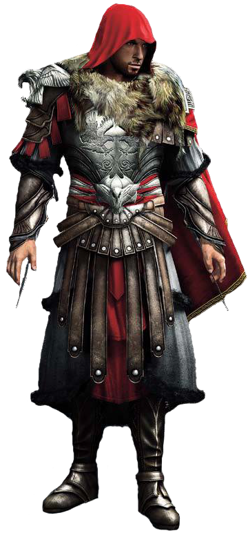 Assassins creed brotherhood cosplay