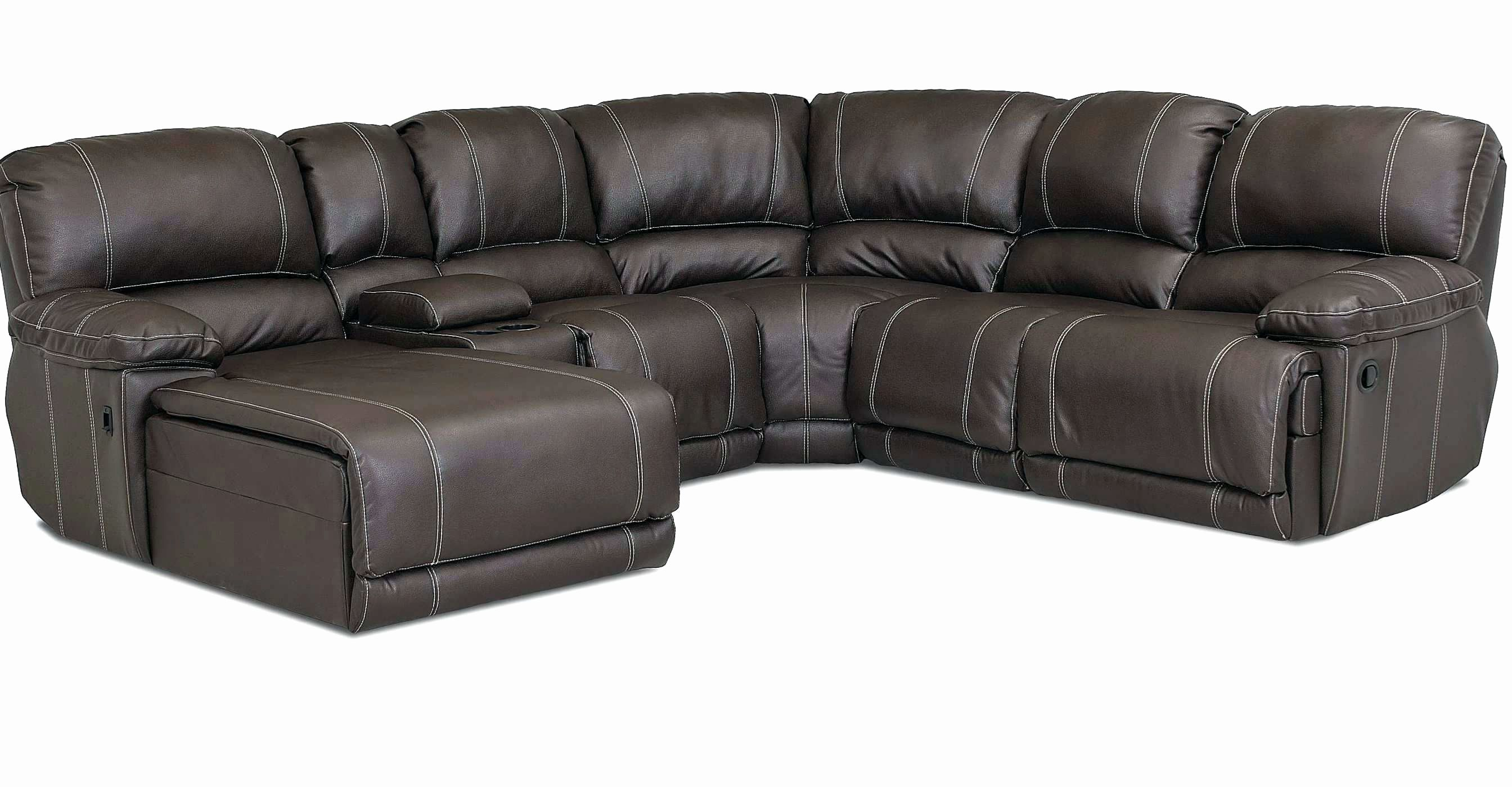 Beautiful Microfiber Reversible Chaise Sectional Sofa
