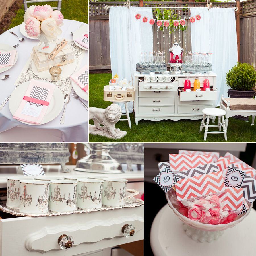 Baby Shower Ideas, love that it's outside!