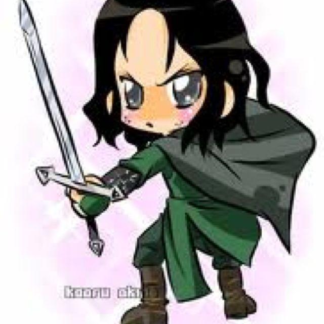 Aragorn~ Tooo cute!!!