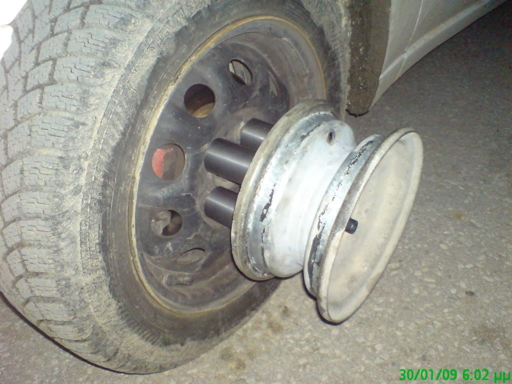 how to build a tire bead breaker