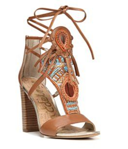 e7b22e891 Sam Edelman Yvette Sandals  blockheel Available at Dillards Citadel Mall