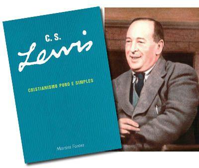 Reflexão: Cristianismo Puro e Simples - CS Lewis