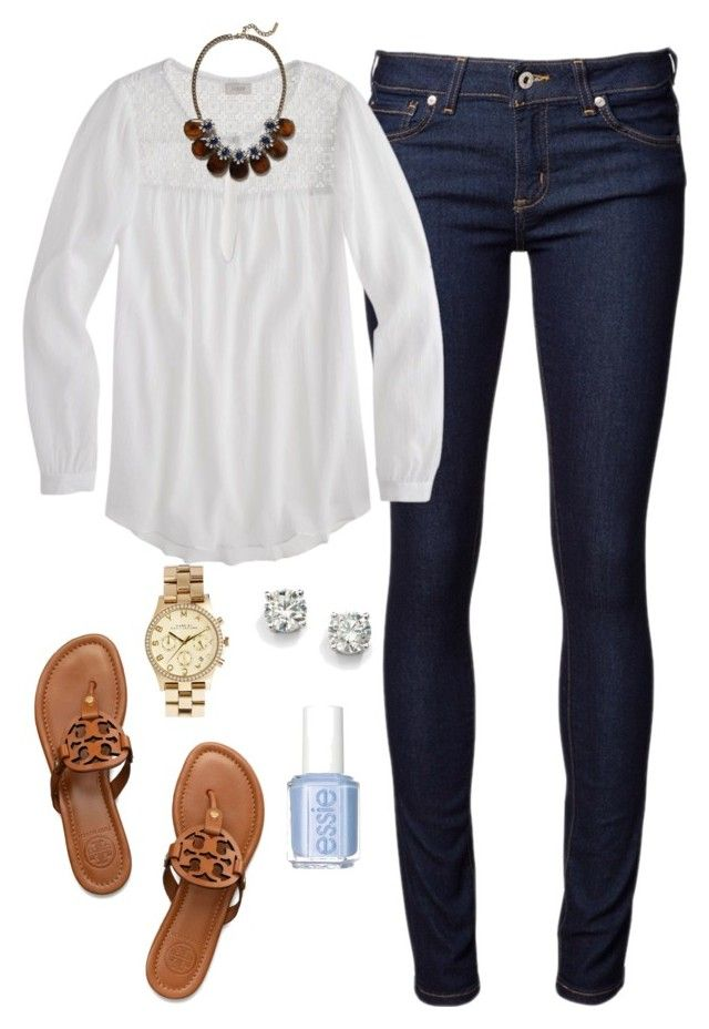 3d0af0981a78 Mid-60 Degree Weather. by miss-ivyw on Polyvore featuring J.Crew