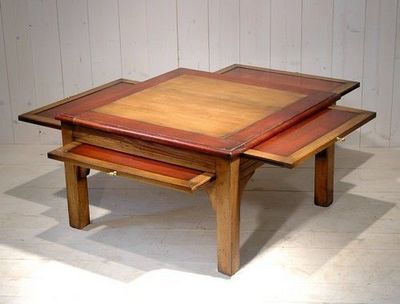 Batel Table Basse Avec Rallonge Batel