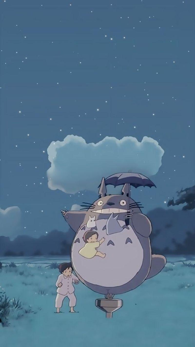 Sweet Magic: Wallpapers fofos dos filmes Studio Ghibli para celular!