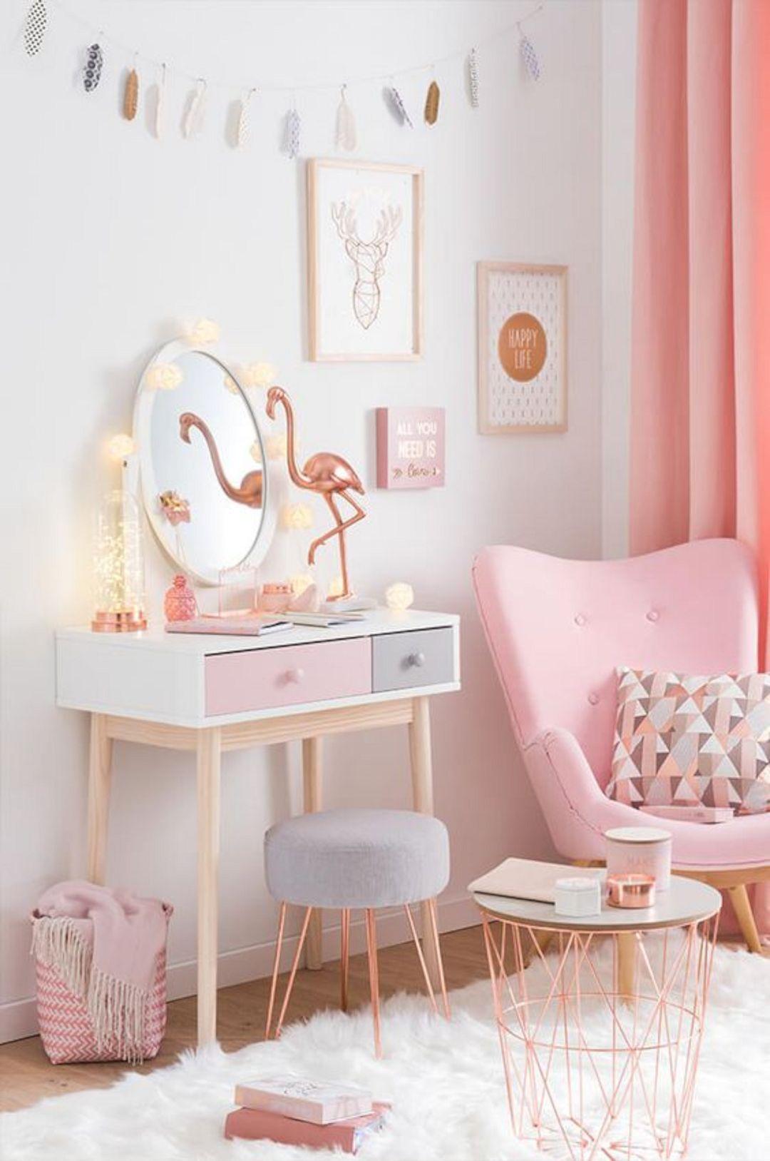 Gentil 18 Cute DIY Girly Home Decor Ideas