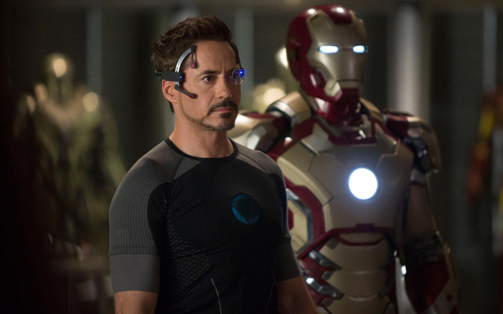 Tony Stark Is Back Ironman3 In Theaters May 3 2013 Iron Man Tony Stark New Iron Man