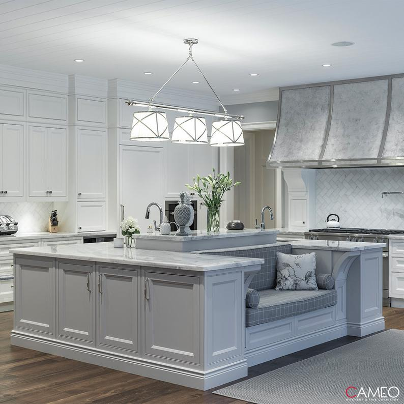 A place to sit: which booths and integrated kitchen seating are best for your kitchen?