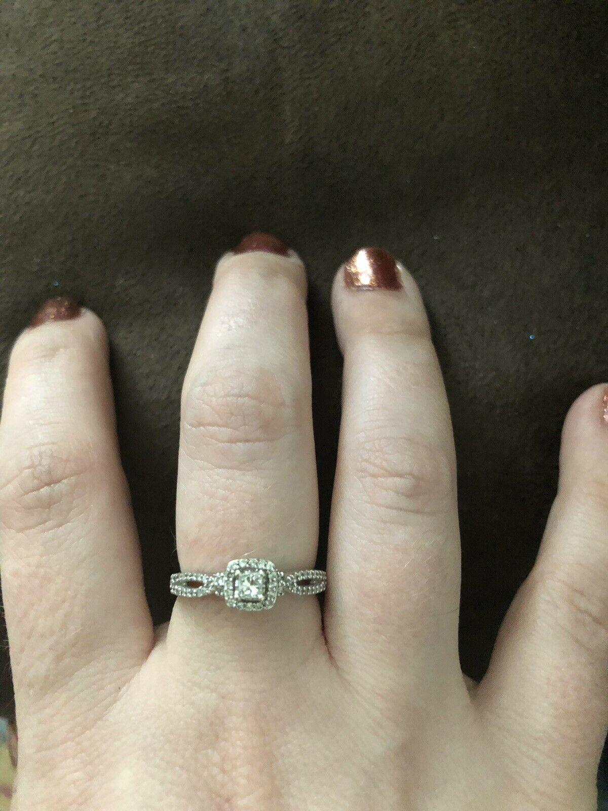 75 Carat Diamond Engagement Ring Size 6 Black Diamond Ring Ideas Of Black Diamond Diamond Engagement Rings Black Diamond Ring Engagement Wedding Ring Sets