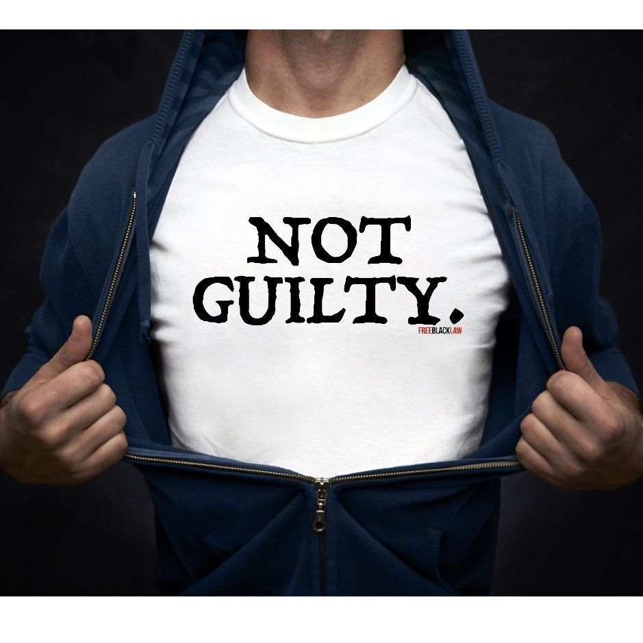 Honor All The Attorneys Who Zealously Advocate For A Not Guilty Verdict Grab