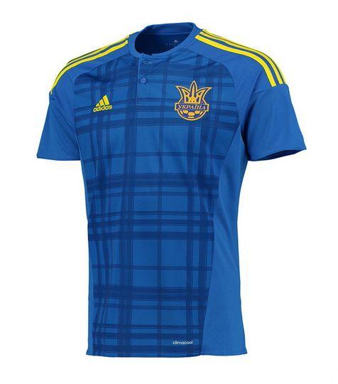 2020 2021 Ukraine Home Concept Football Shirt Ukraine1920home Uksoccershop