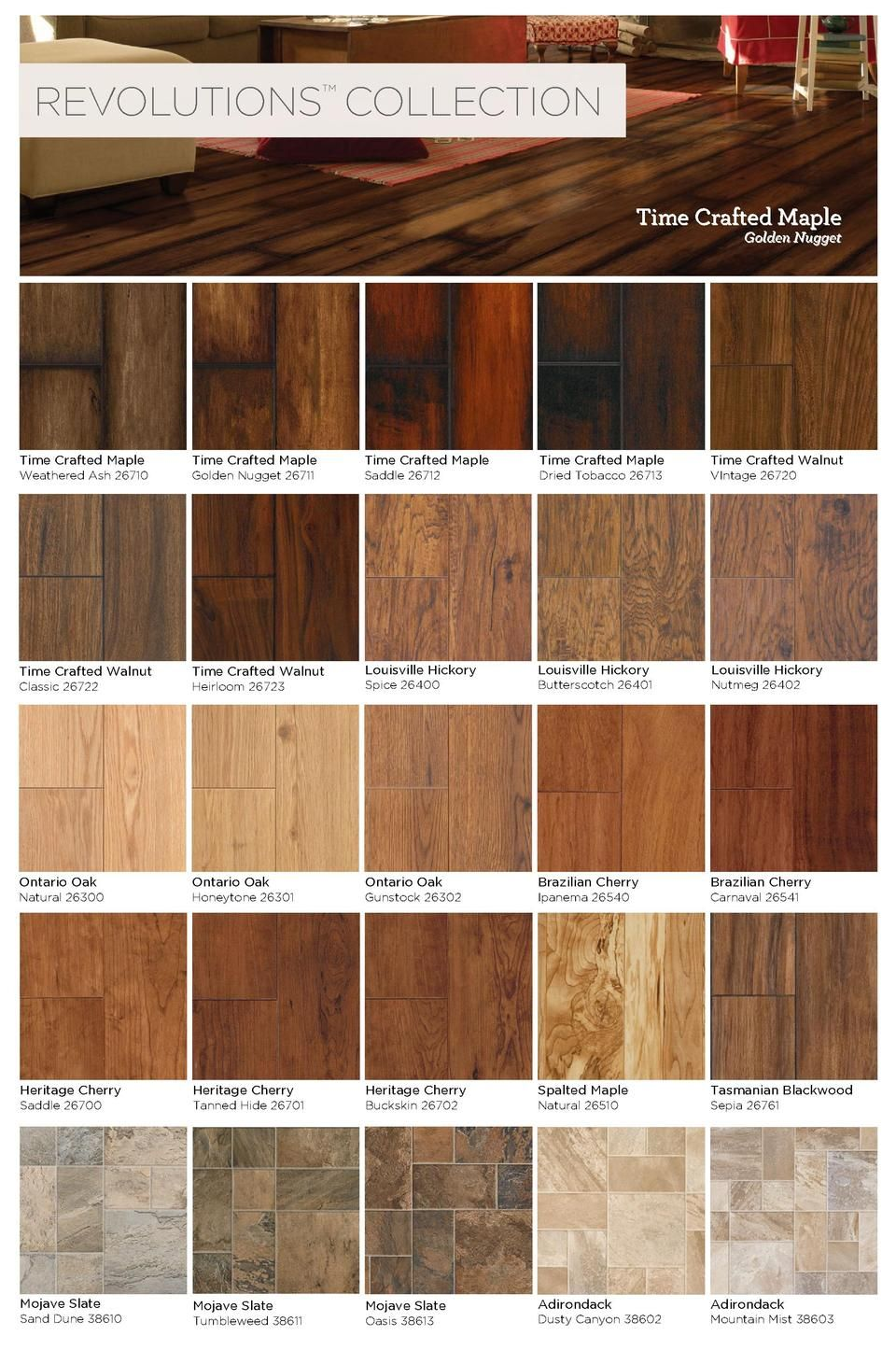 Mannington Offers Quality Laminate Flooring In Both