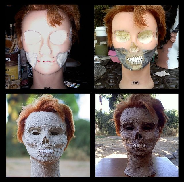 Costumes And FX Makeup