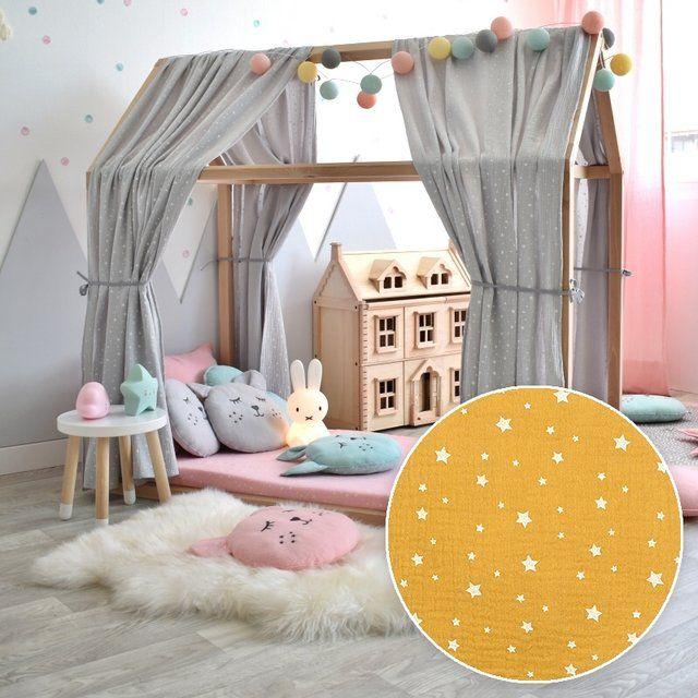 Musselin Textilien für Baby und Kinderzimmer online