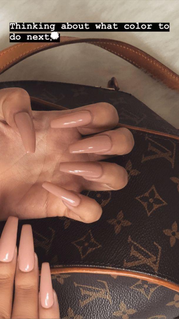 ? maliazie ? #acrylicnails #simple #acrylic #nails