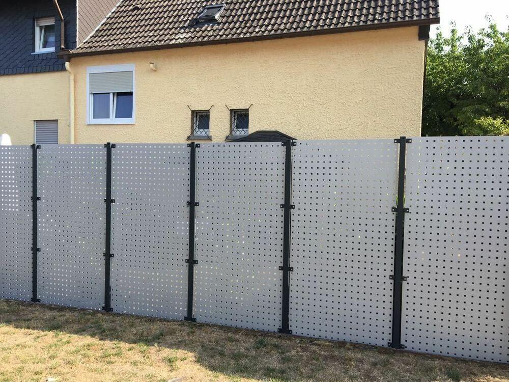 Sichtschutz Zaun Windschutz Aluminium Lochblech Garten Bambussichtschutz Sichtschutz Zaun Windschutz Aluminium Lochblech Garte Room Divider Home Decor Fence